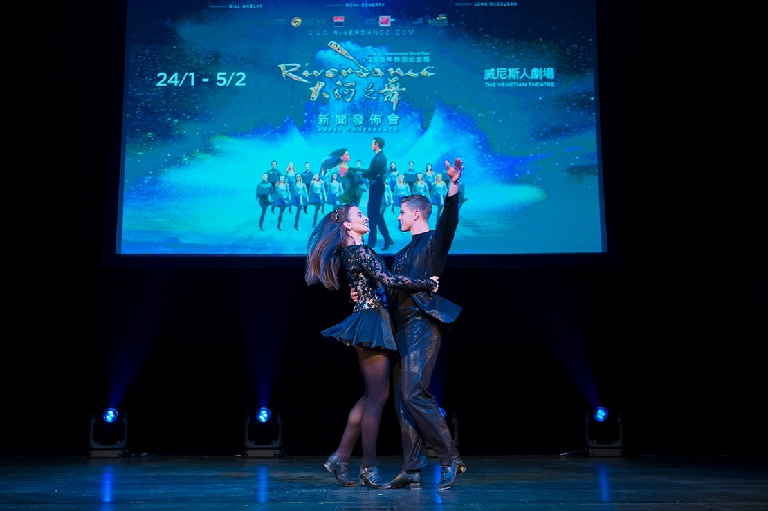 Riverdance – The 20th Anniversary World Tour Preview